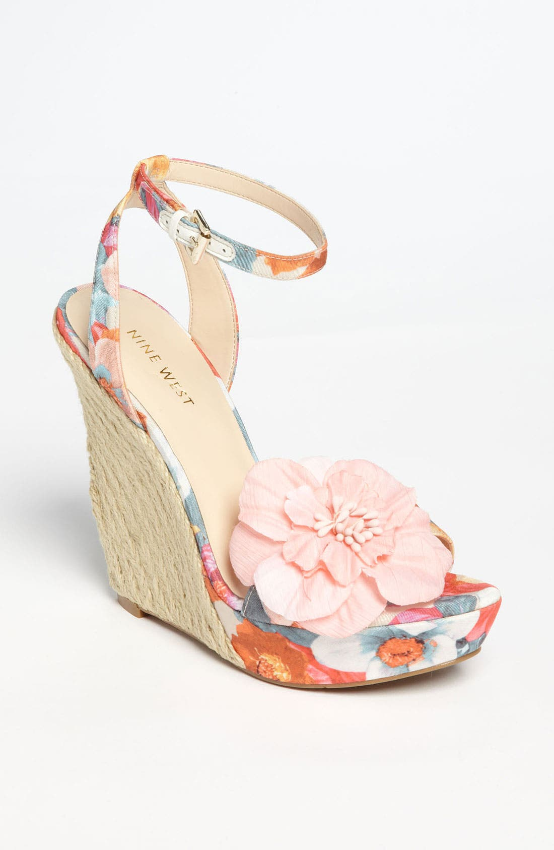 Alternate Image 1 Selected - Nine West 'Keku' Sandal