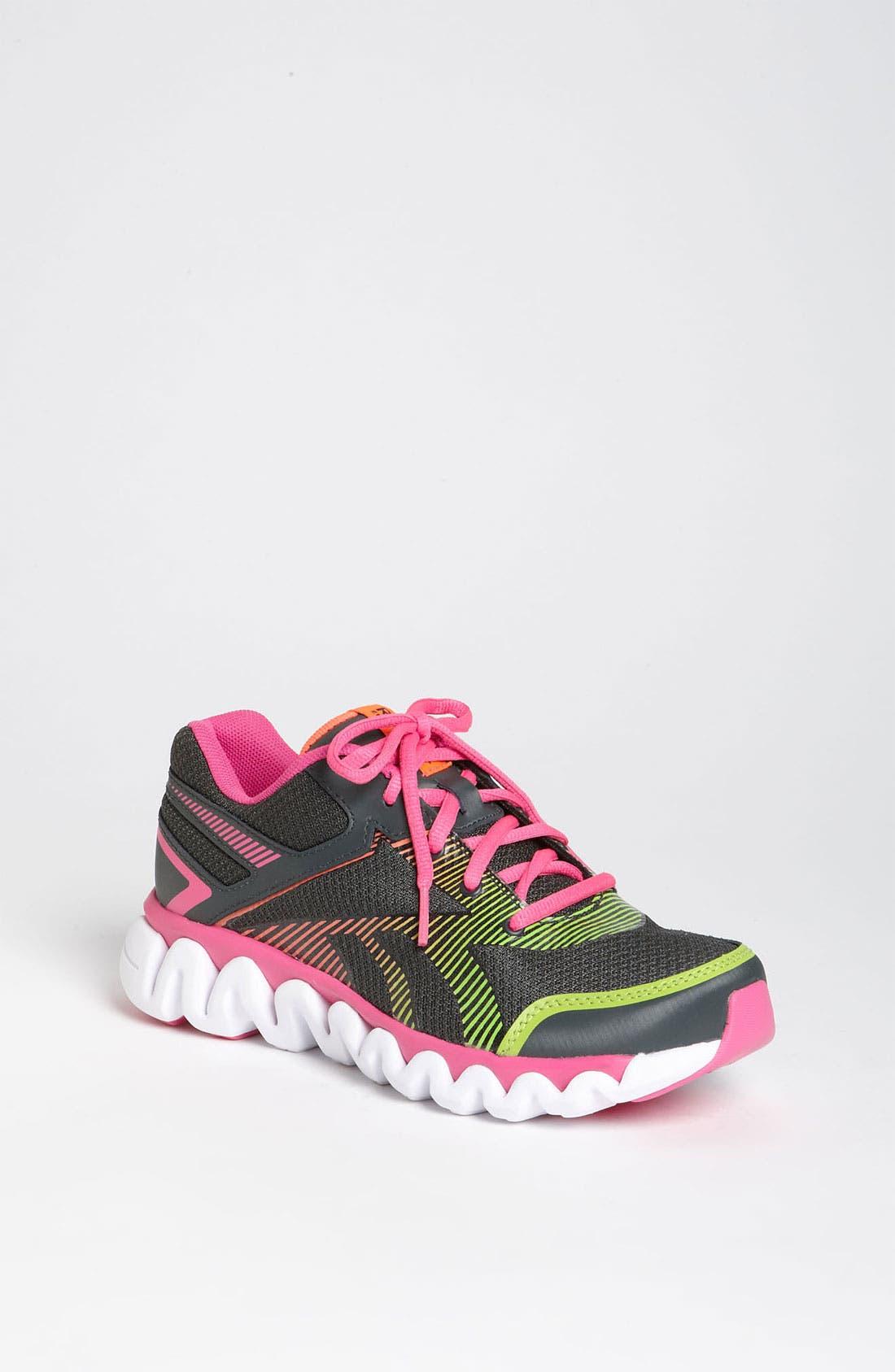 Alternate Image 1 Selected - Reebok 'ZigLite Electrify' Sneaker (Baby, Walker & Toddler)