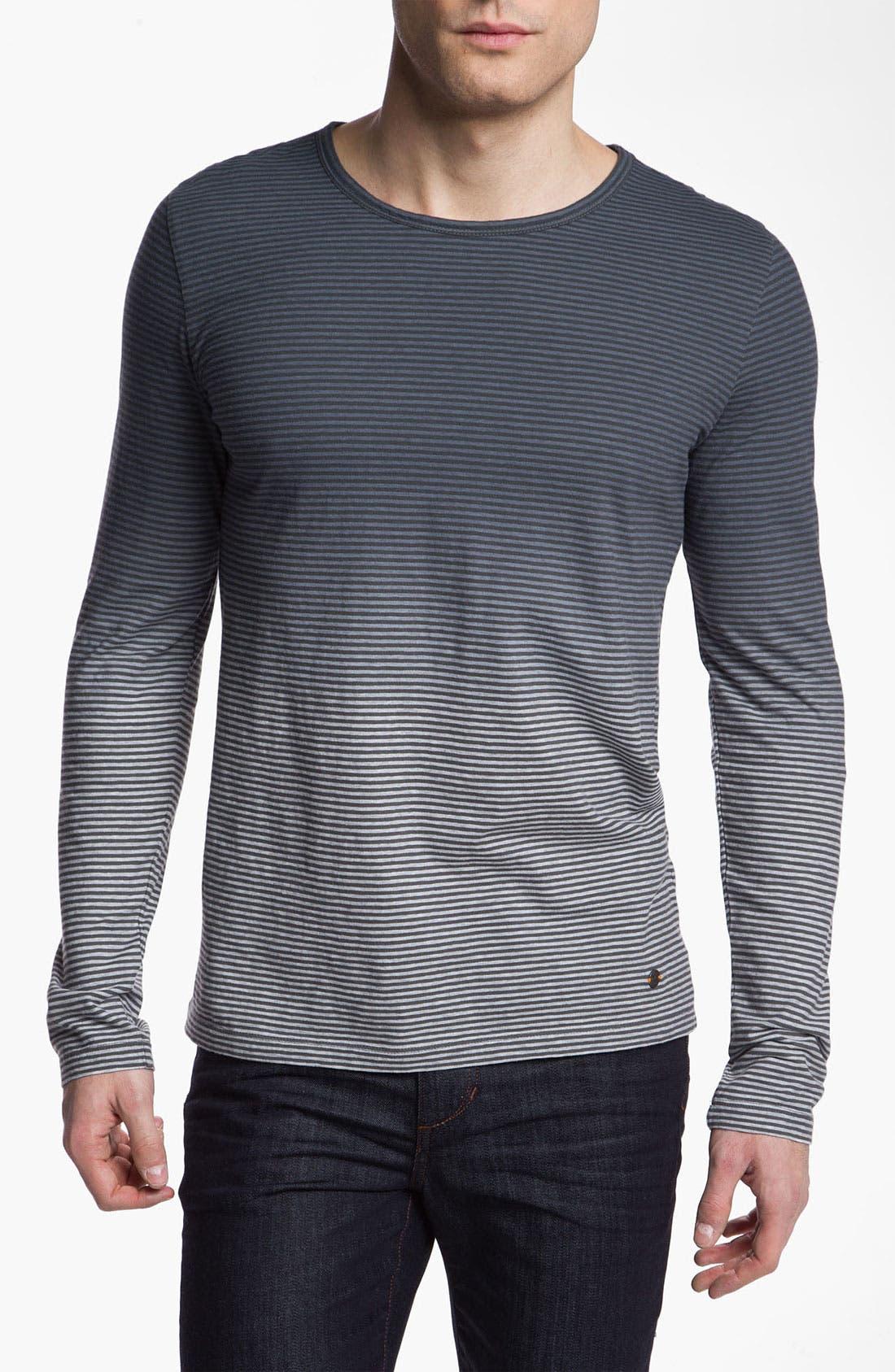 Main Image - BOSS Orange 'Tweeds' Long Sleeve T-Shirt