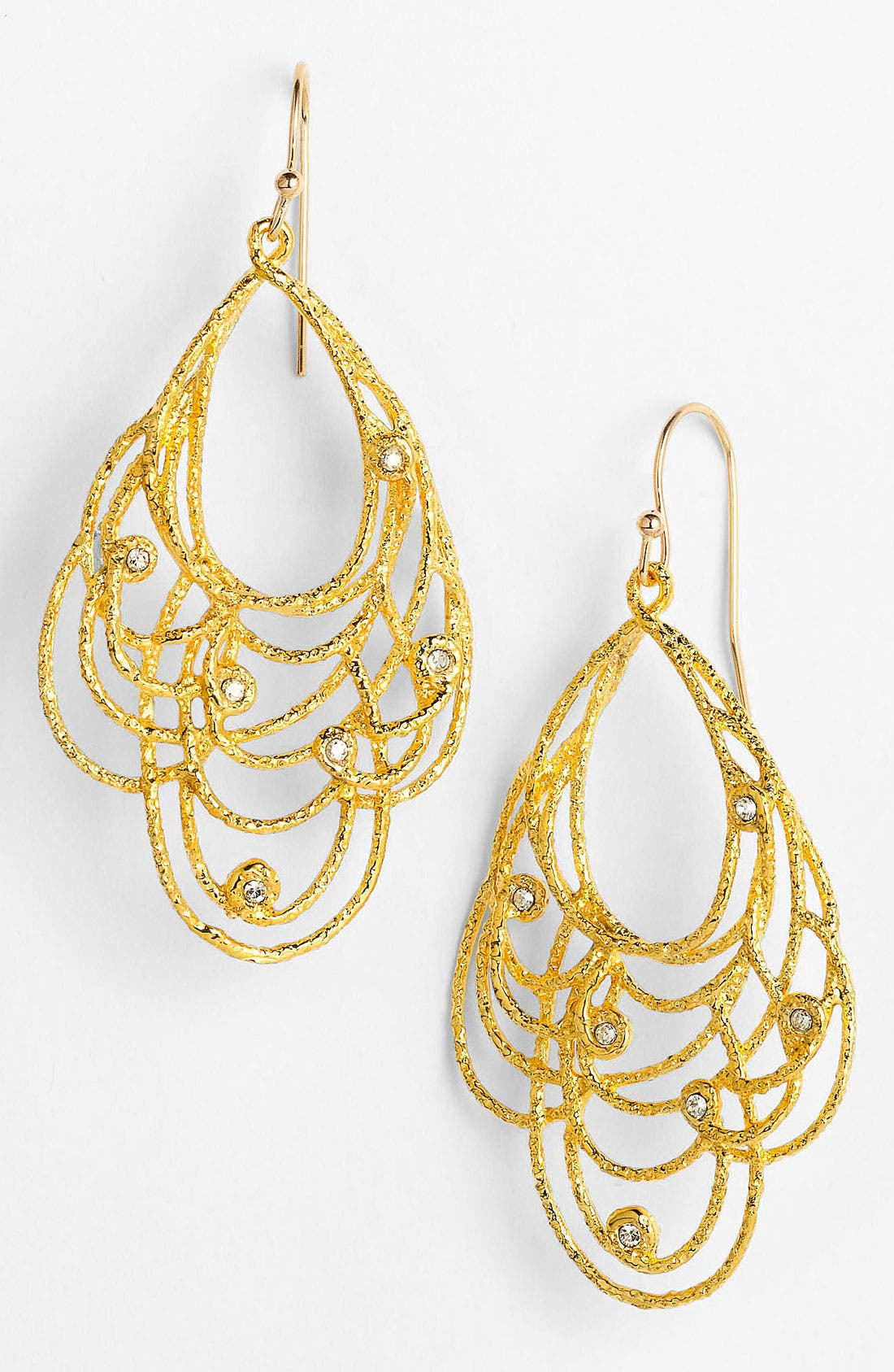 Alternate Image 1 Selected - Alexis Bittar 'Elements - Floral' Drop Earrings