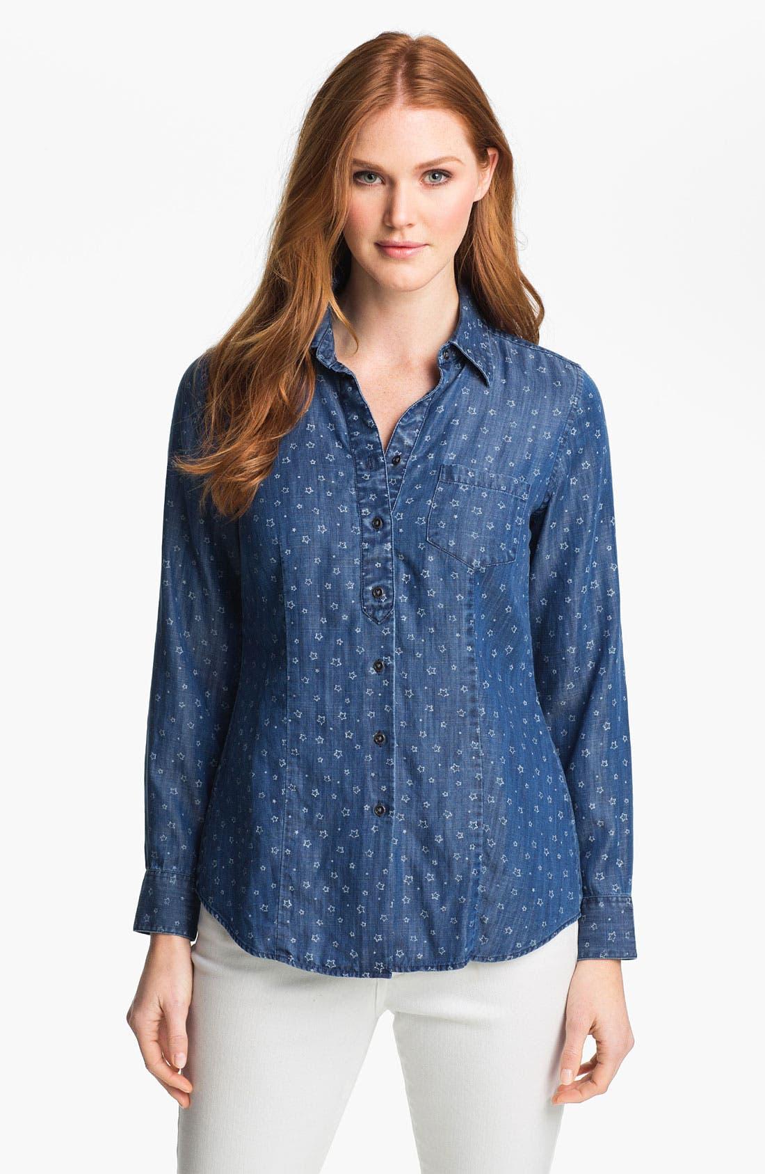 Alternate Image 1 Selected - Shirt 469 'Stencil Stars' Shirt