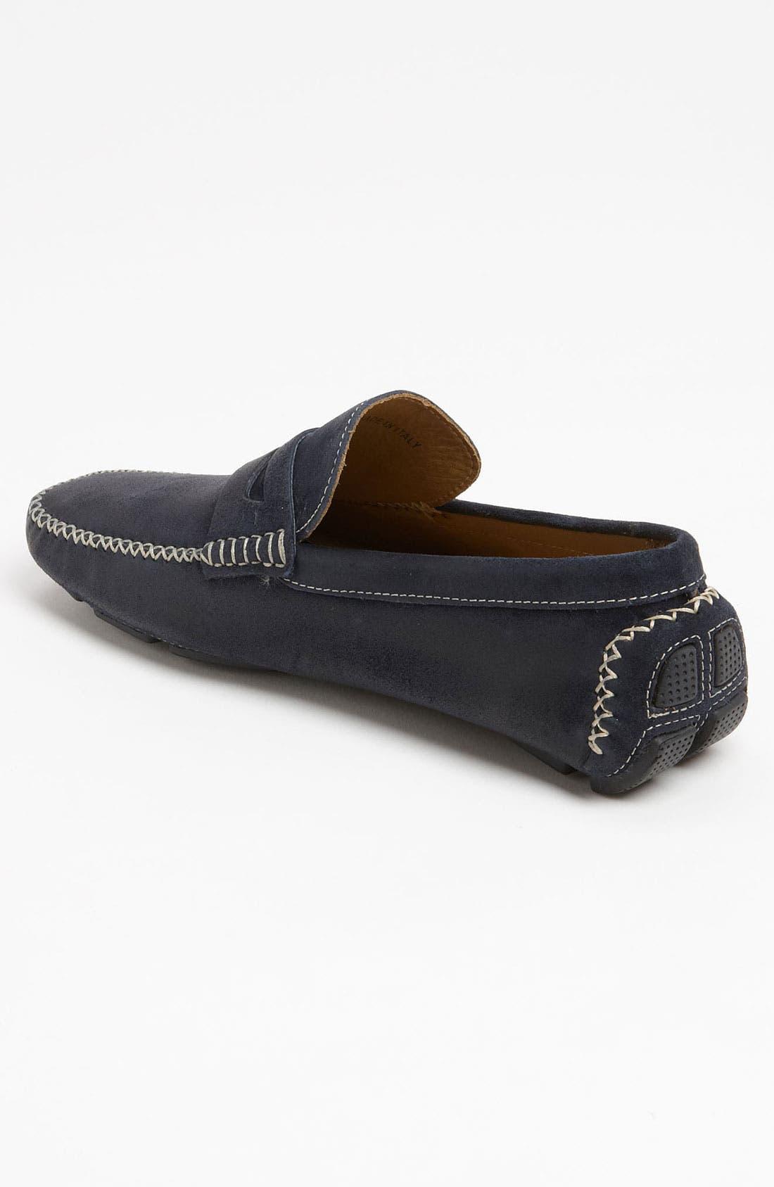 Alternate Image 2  - Billy Reid Driving Shoe