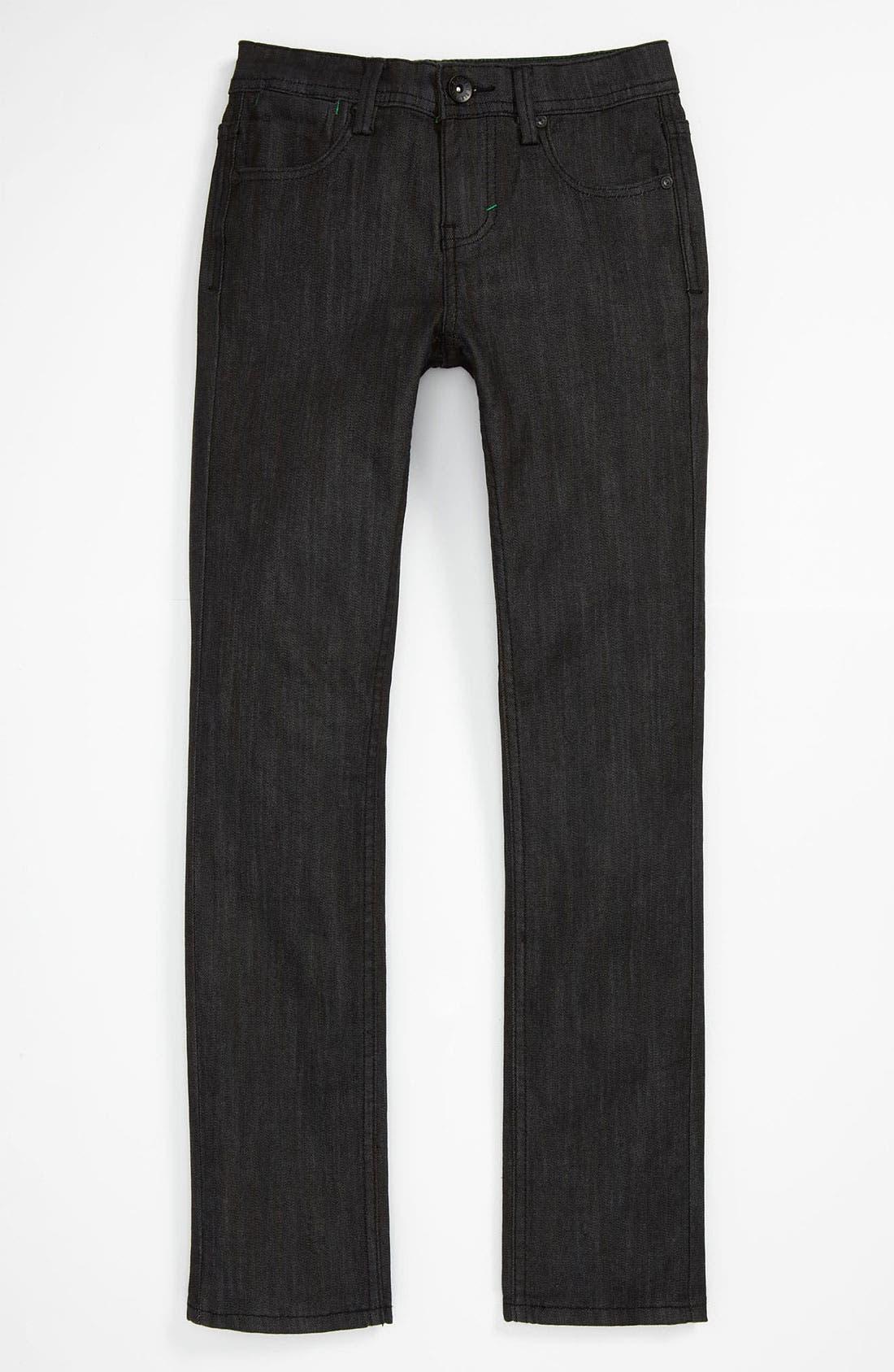 Alternate Image 2  - Element 'Smith' Skinny Jeans (Big Boys)