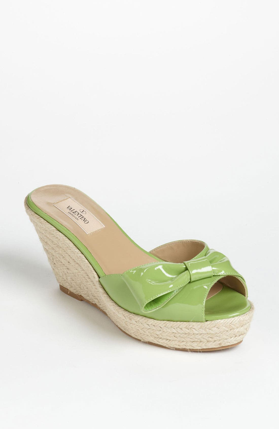Alternate Image 1 Selected - Valentino 'Mena' Espadrille Slide