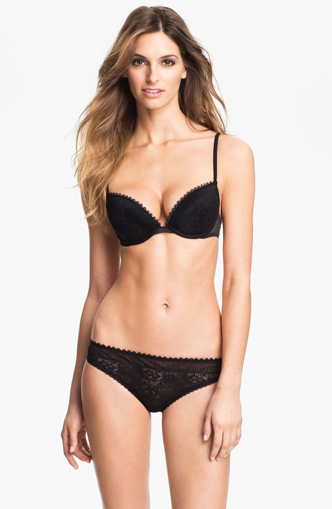 Alternate Image 4  - La Perla 'Looking for Love' Underwire Push-Up Bra