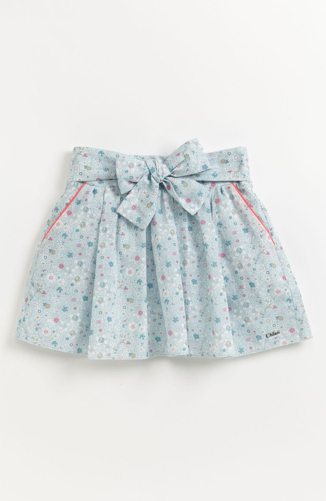 Alternate Image 1 Selected - Chloé 'Liberty Print' Floral Skirt (Toddler, Little Girls & Big Girls)