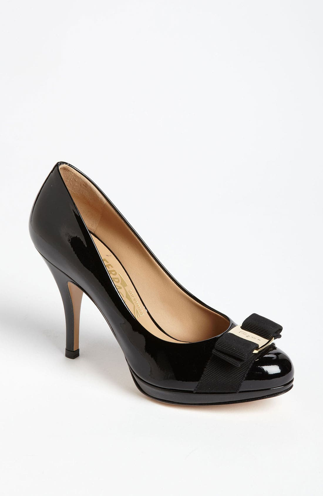 Alternate Image 1 Selected - Salvatore Ferragamo 'Tina' Pump