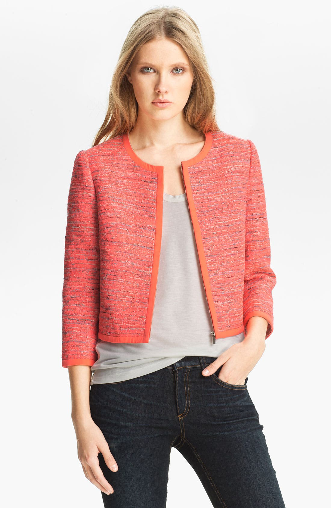 Alternate Image 1 Selected - Mcginn 'Phoenix' Tweed Jacket (Nordstrom Exclusive)