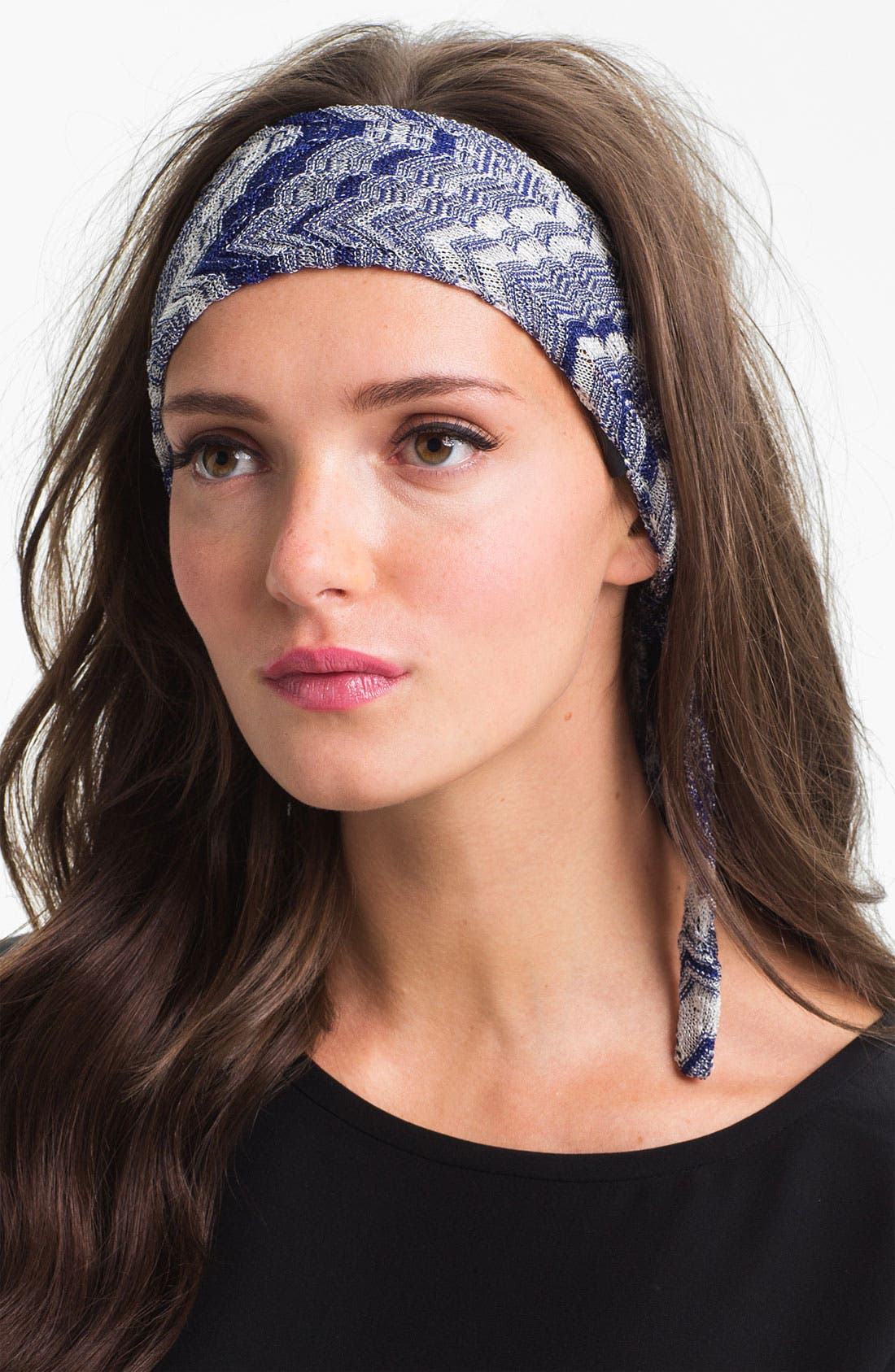 Alternate Image 1 Selected - Missoni Zigzag Head Wrap