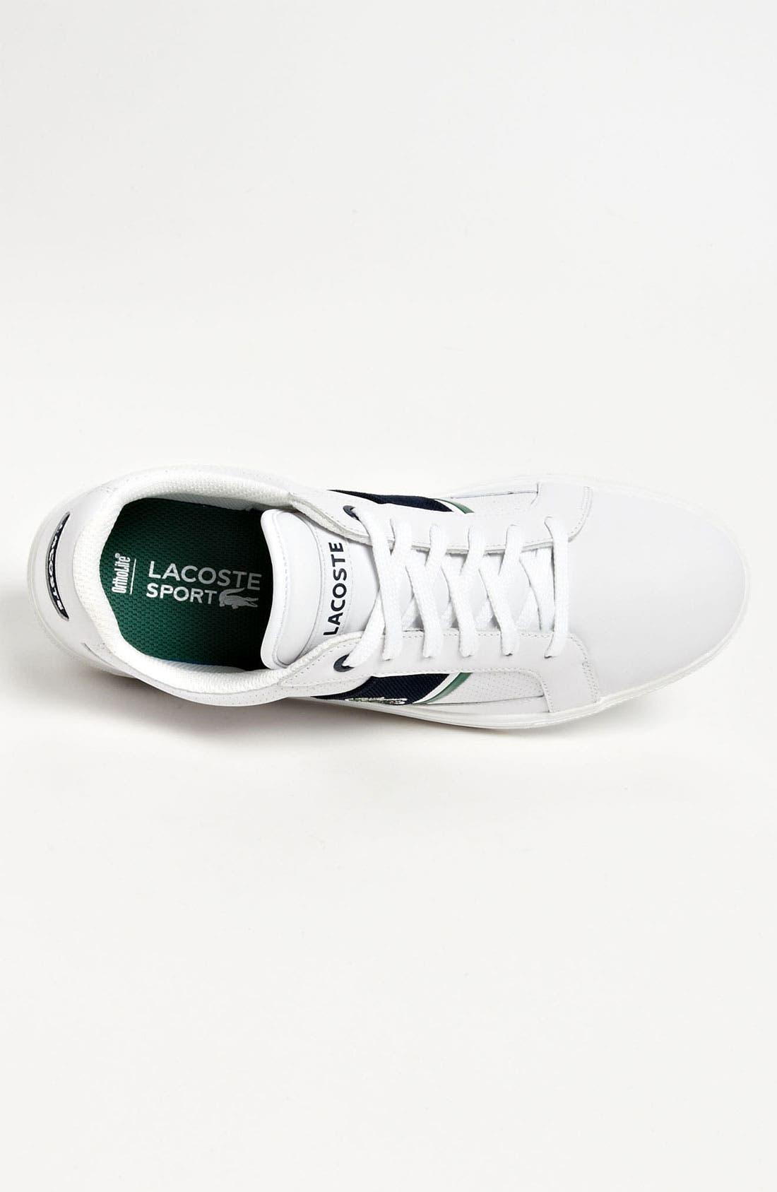 Alternate Image 3  - Lacoste 'Europa CRE' Sneaker