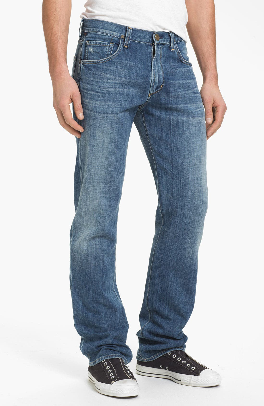 Alternate Image 1 Selected - Citizens of Humanity 'Sid' Straight Leg Jeans (Nelson)