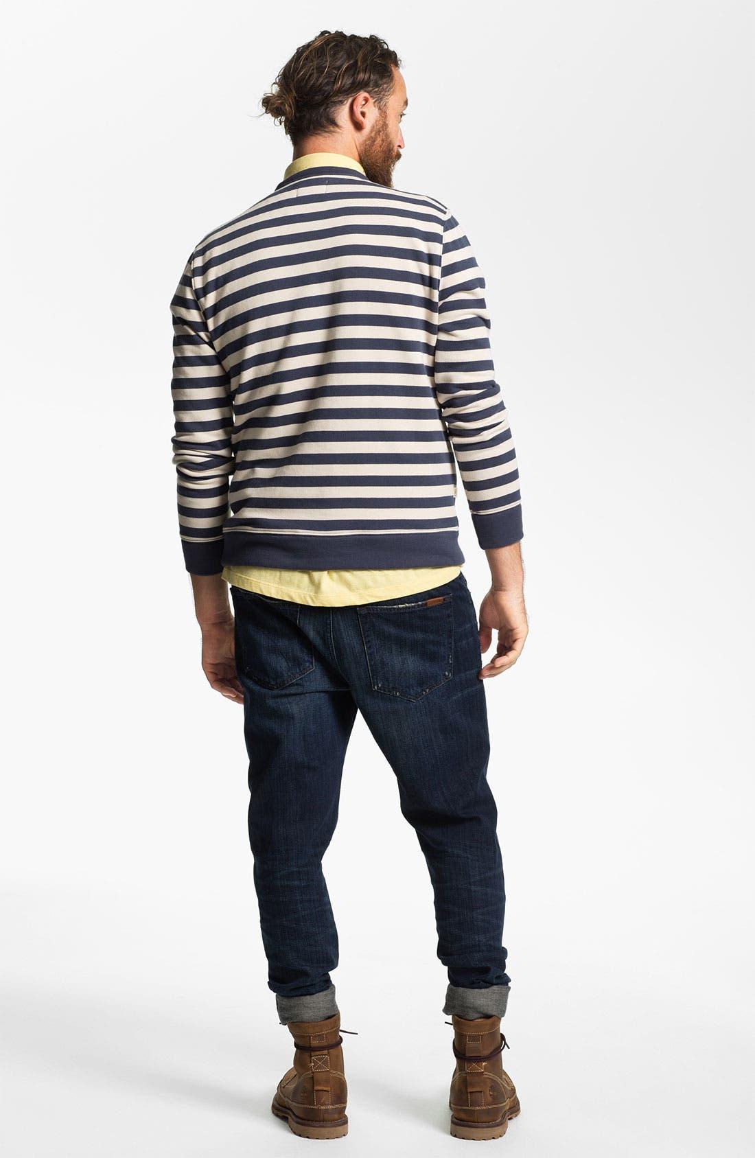 Alternate Image 6  - Joe's 'Brixton' Slim Straight Leg Jeans (Macer)