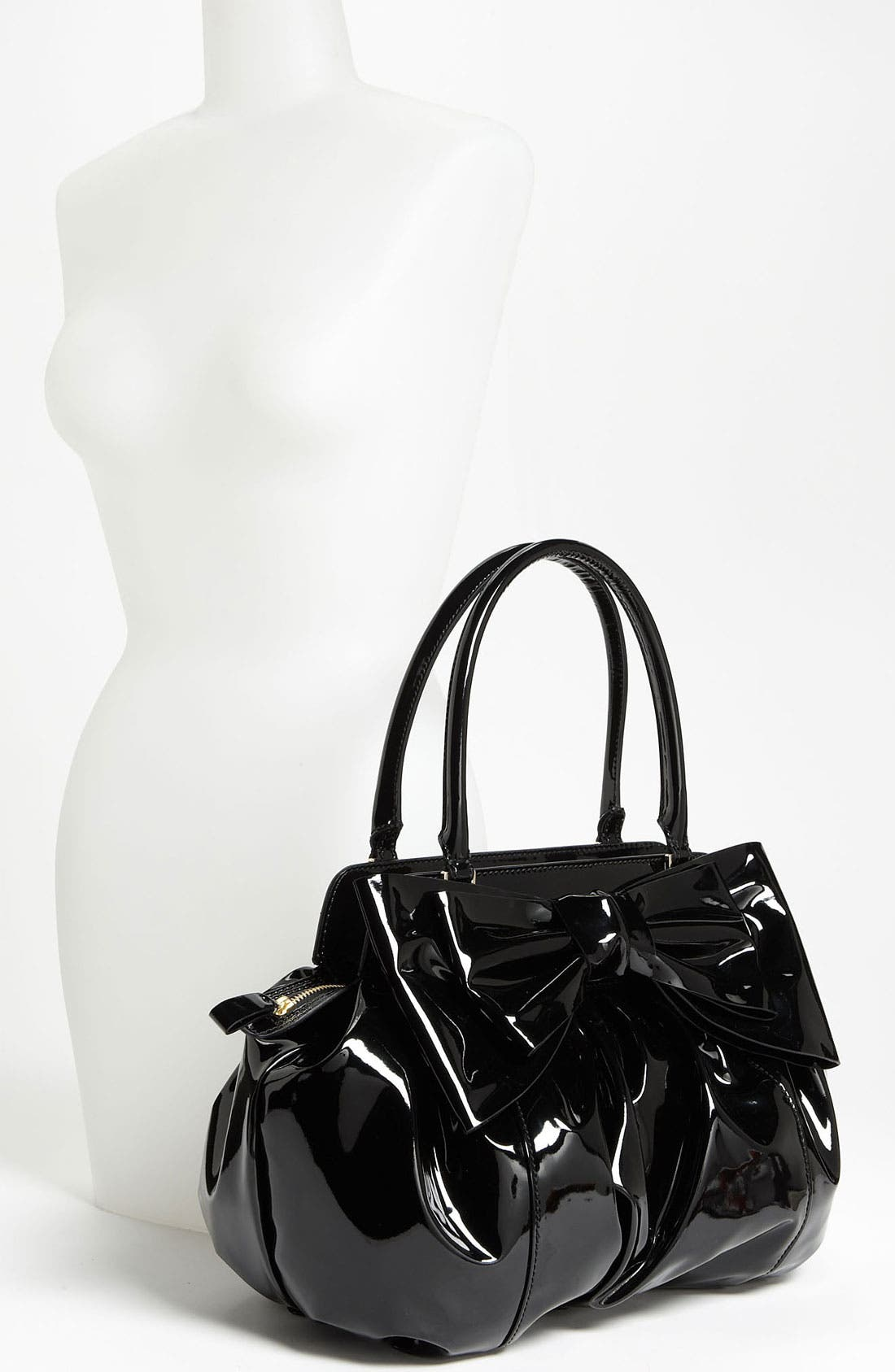 Alternate Image 2  - Valentino 'Lacca Bow' Shopper