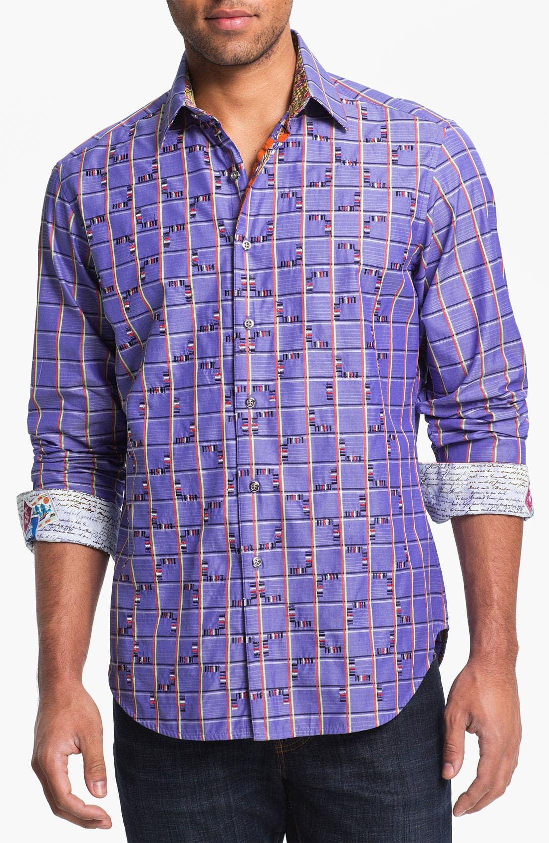 Alternate Image 1 Selected - Robert Graham 'Even Keel' Sport Shirt