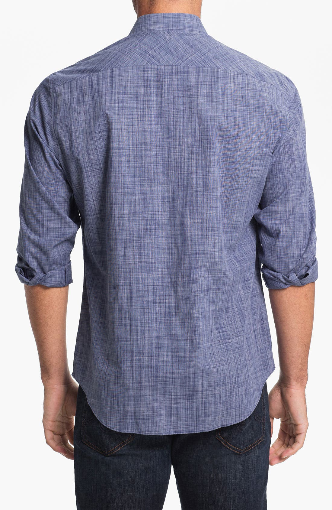 Alternate Image 2  - Zachary Prell 'Young' Sport Shirt