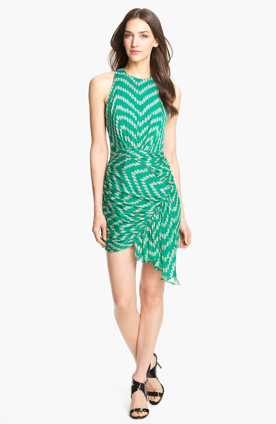 Alternate Image 1 Selected - Milly Silk Sheath Dress