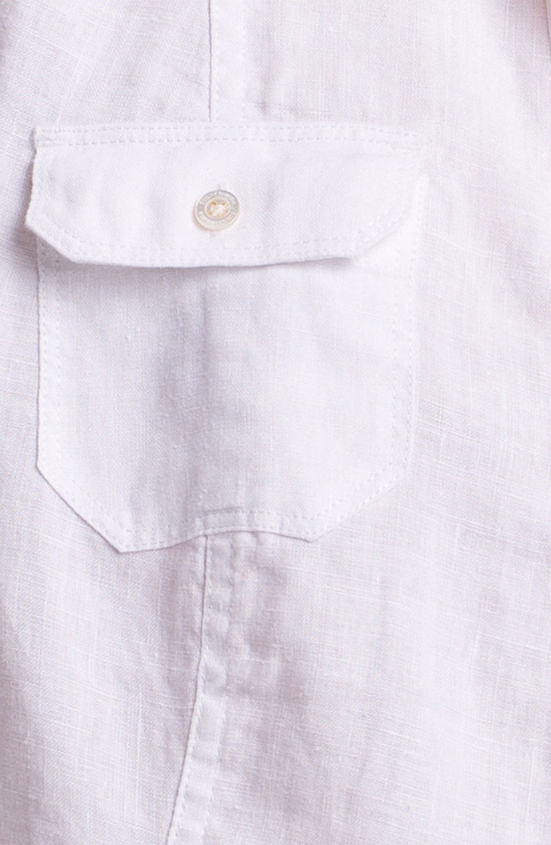 Alternate Image 3  - Tommy Bahama 'Two Palms' Linen Shirt