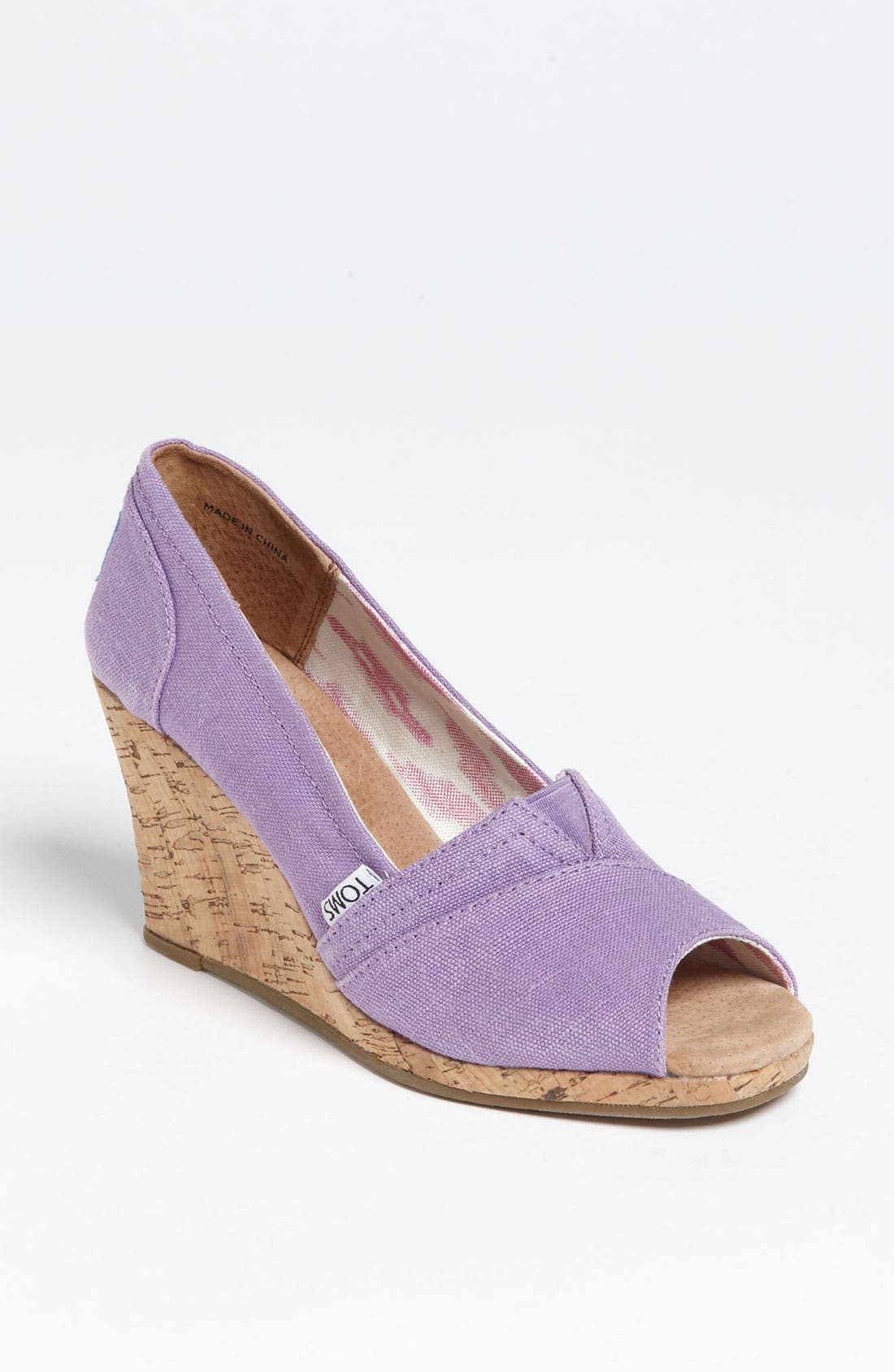 Main Image - TOMS Hemp Wedge