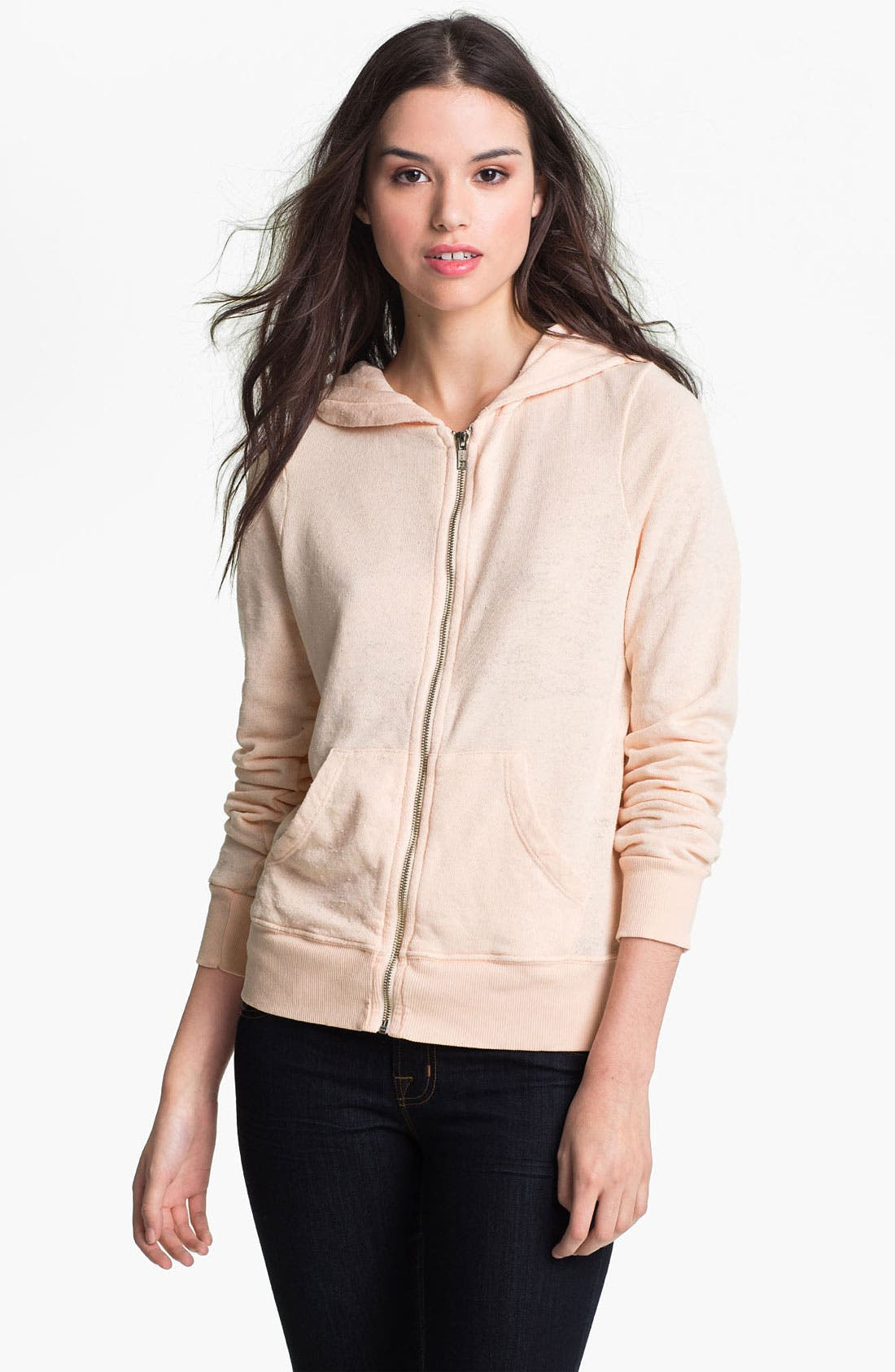 Alternate Image 1 Selected - Wildfox 'Wildest Heart' Graphic Hoodie