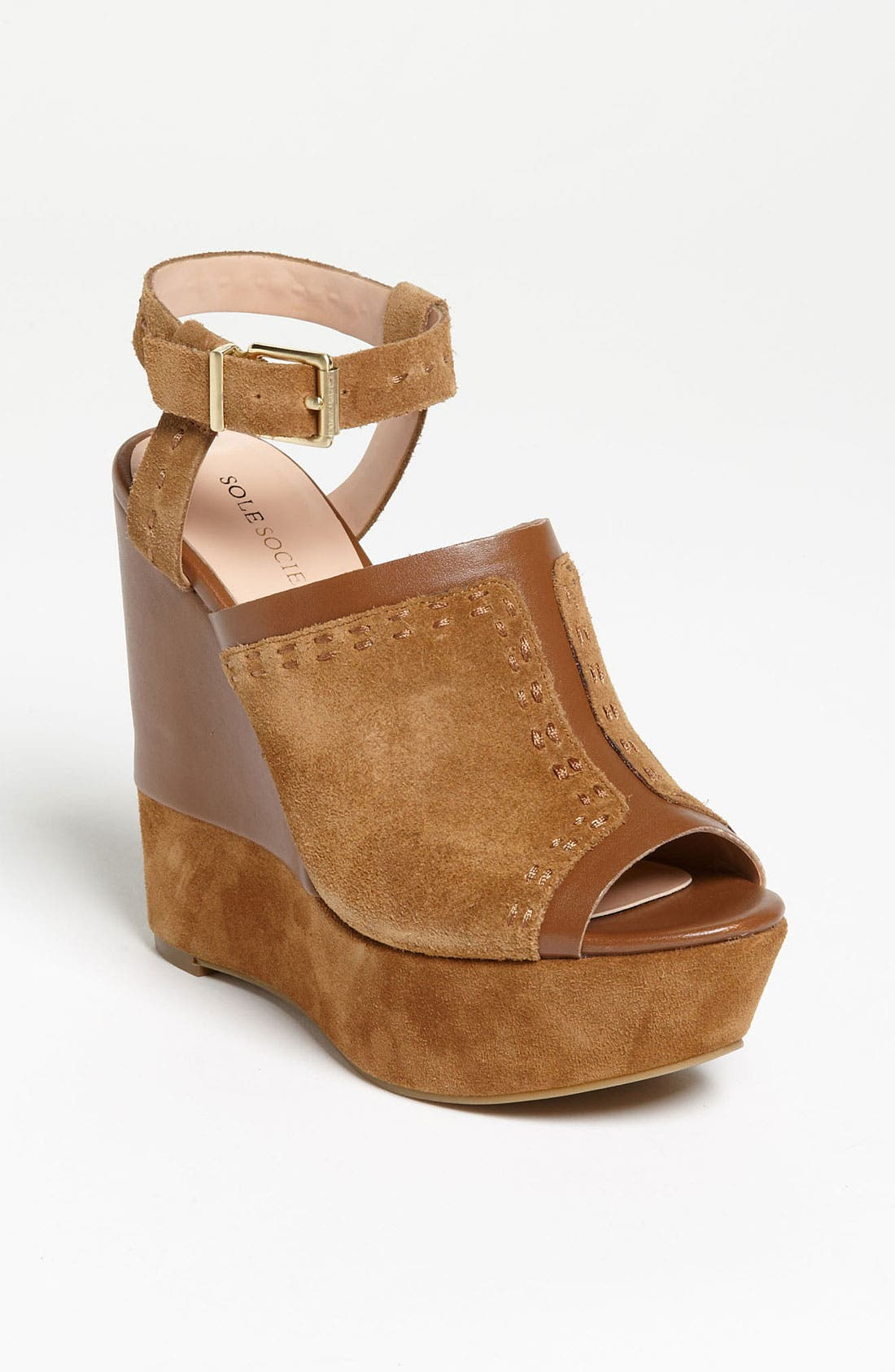 Alternate Image 1 Selected - Sole Society 'Daniella' Wedge