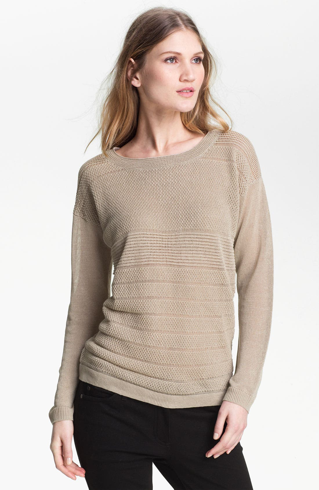 Alternate Image 1 Selected - Nordstrom Collection 'Massimo' Sweater