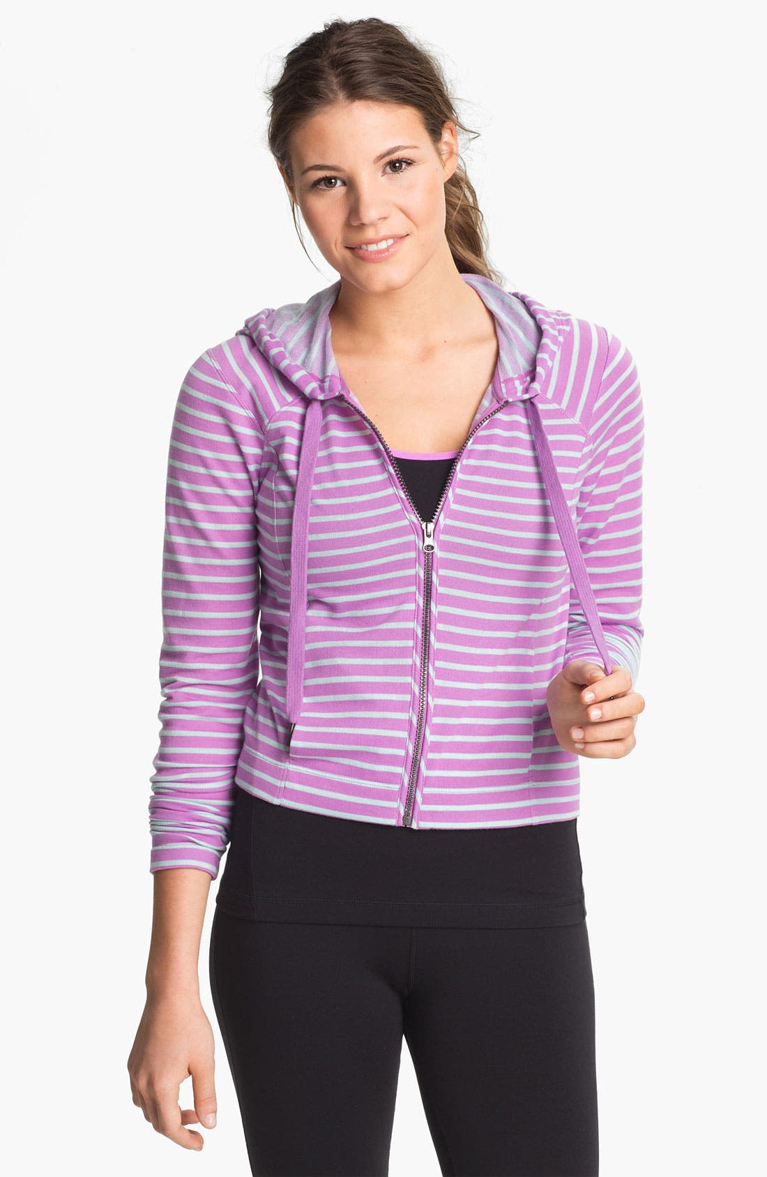 Alternate Image 1 Selected - Unit-Y 'Backstage' Stripe Jacket