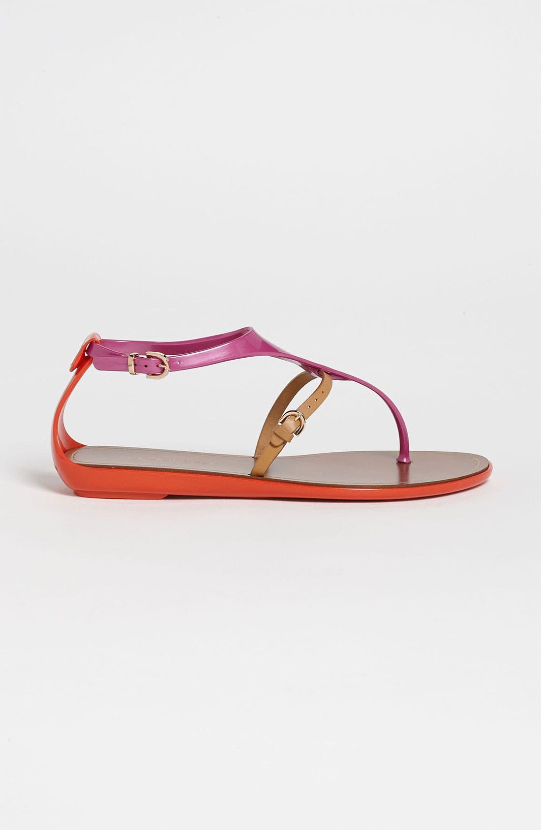 Alternate Image 4  - Sergio Rossi Thong Sandal