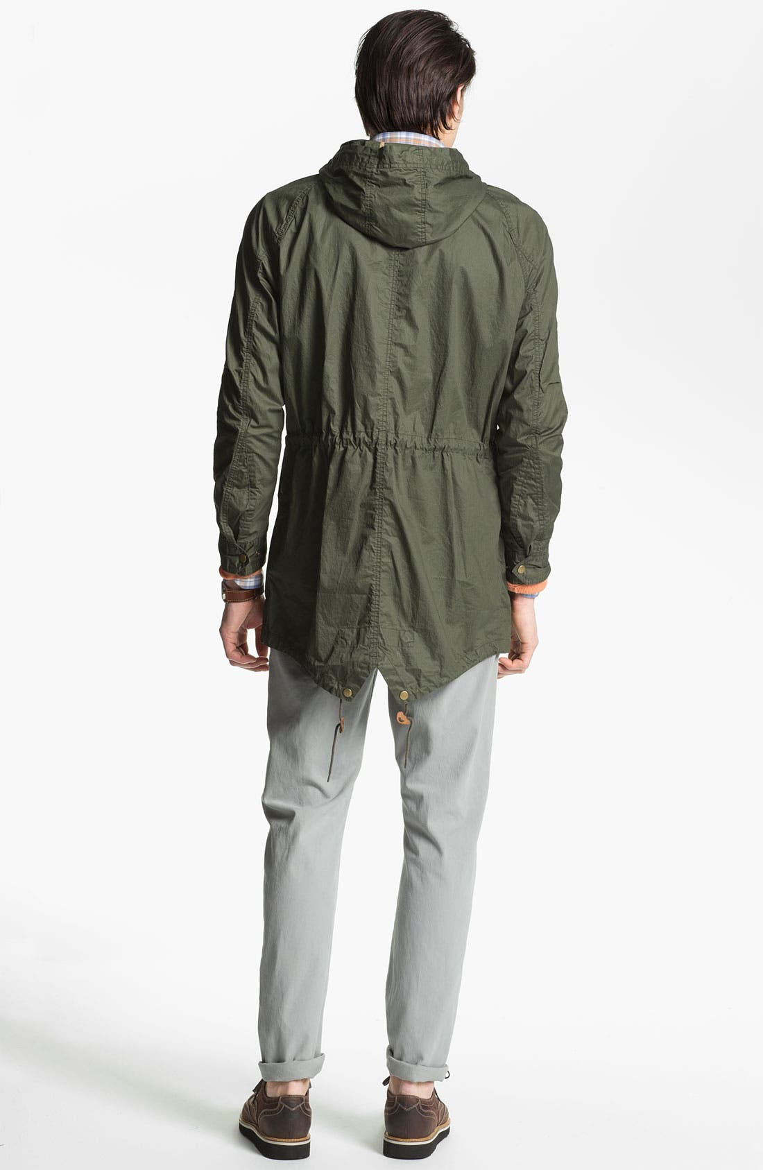 Alternate Image 5  - Fred Perry Fishtail Parka