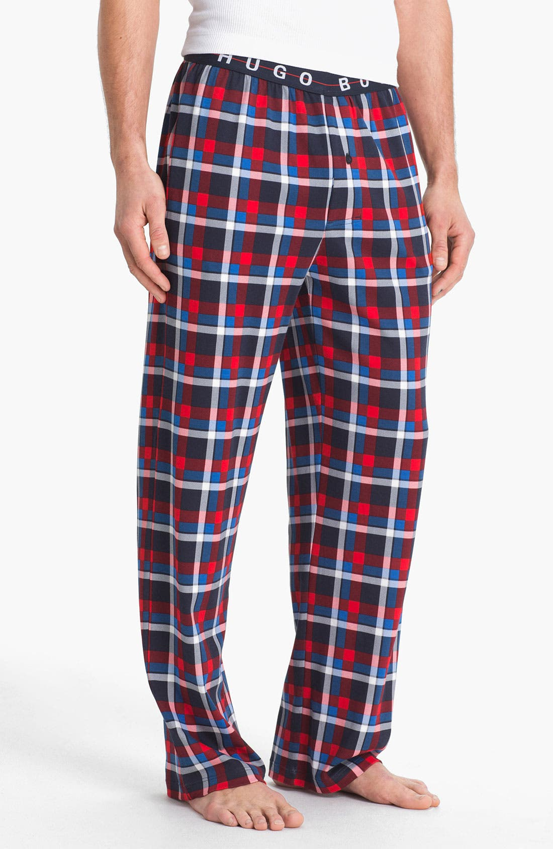 Alternate Image 1 Selected - BOSS HUGO BOSS 'Innovation' Pajama Pants