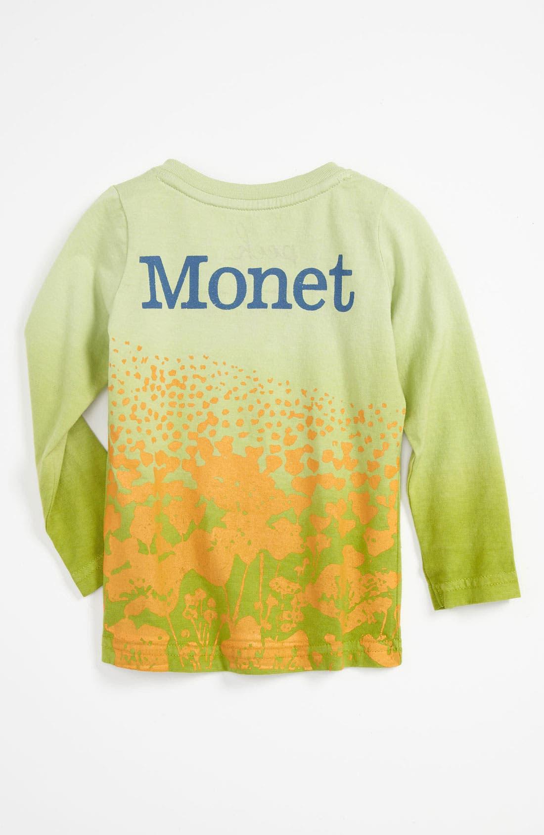 Alternate Image 2  - Peek 'Monet' Tee (Baby)