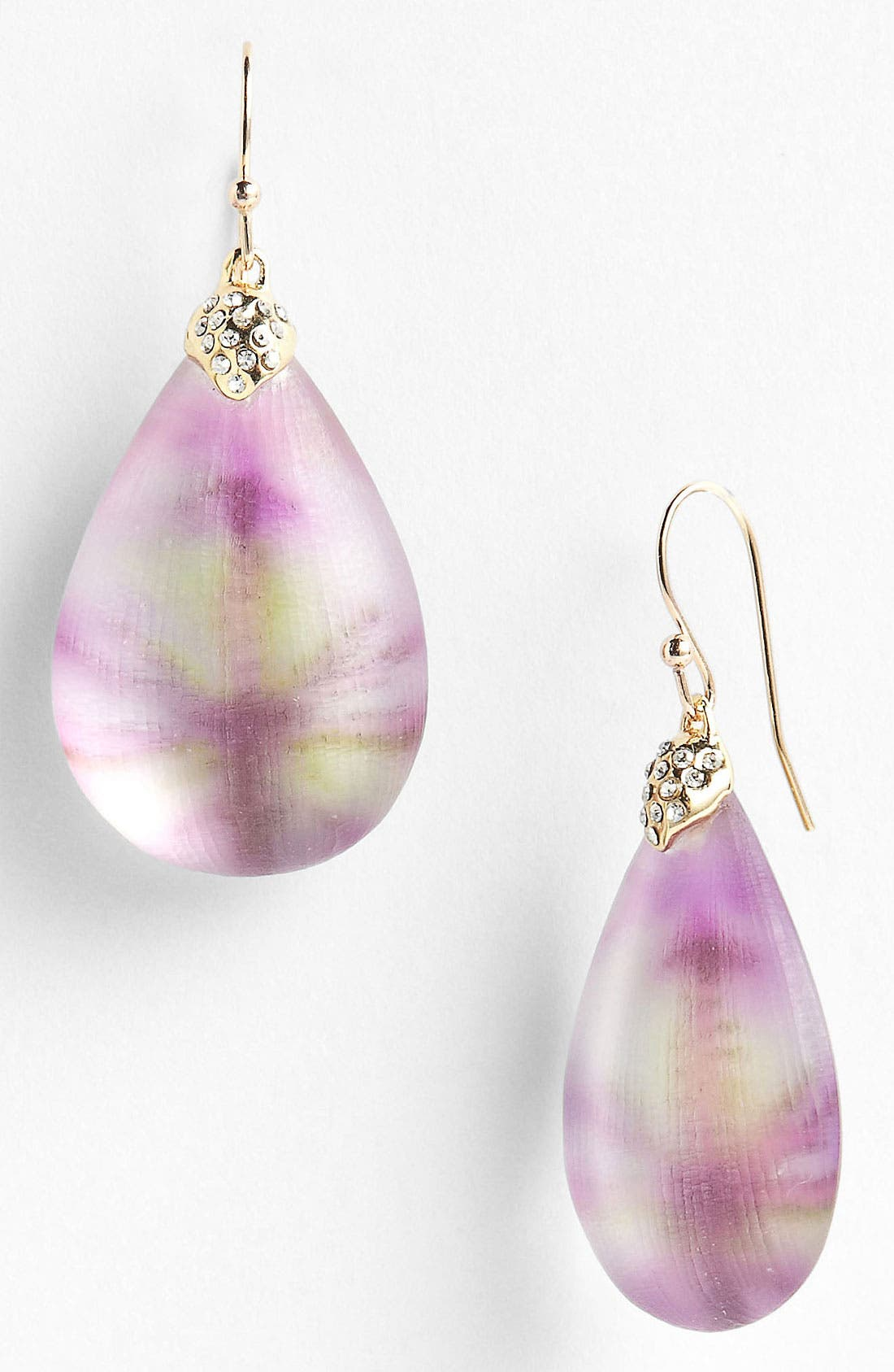 Alternate Image 1 Selected - Alexis Bittar 'Ophelia' Teardrop Earrings