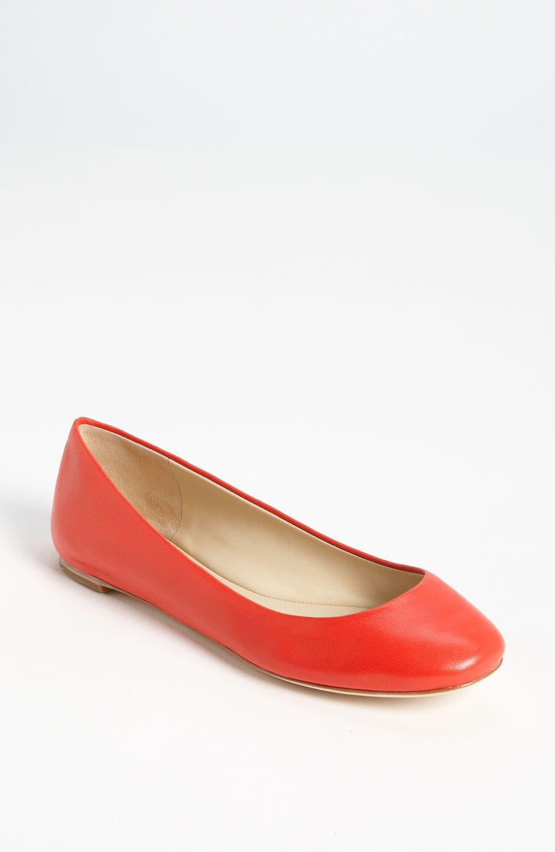 Alternate Image 1 Selected - Vera Wang Footwear 'Lara' Flat (Online Only)