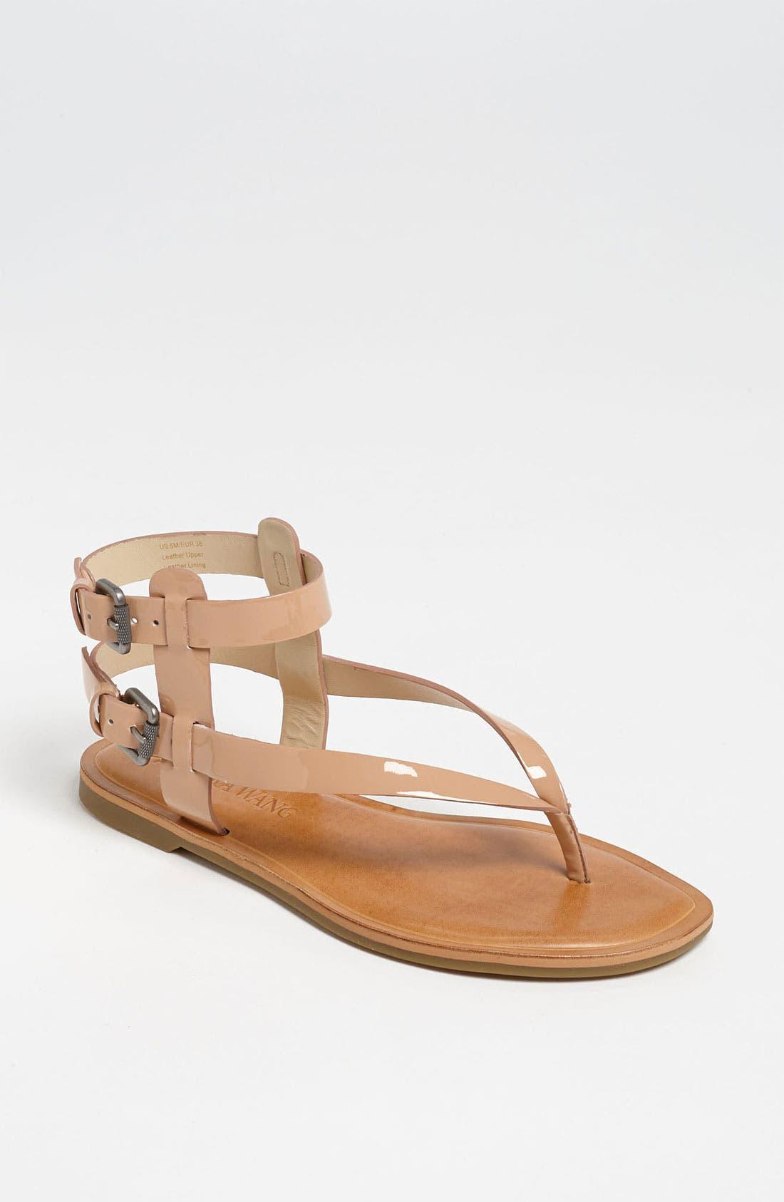 Alternate Image 1 Selected - Vera Wang Footwear 'Alena' Sandal (Online Only)