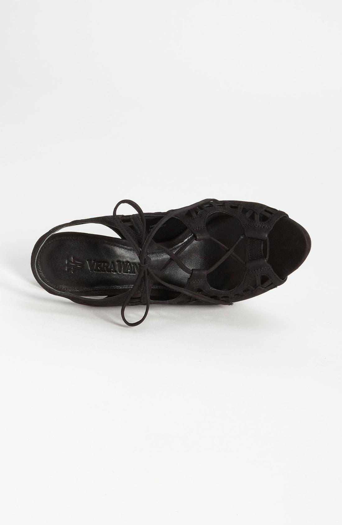 Alternate Image 3  - Vera Wang Footwear 'Quon' Sandal (Online Only)