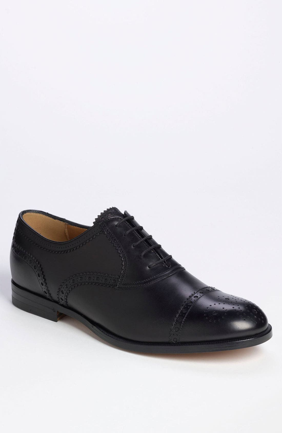 Main Image - Gucci 'Samo' Cap Toe Oxford