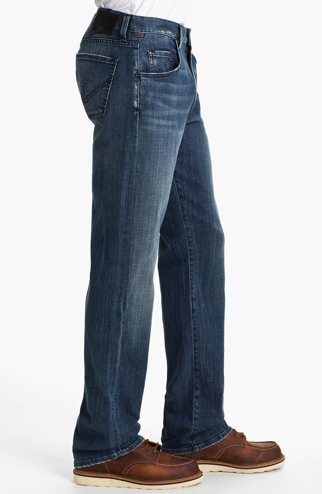 Alternate Image 3  - Citizens of Humanity 'Perfect' Relaxed Leg Jeans (Sterling)