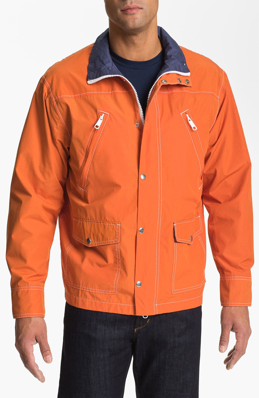 Alternate Image 1 Selected - Cutter & Buck 'North Beach Spring' Jacket (Big & Tall)