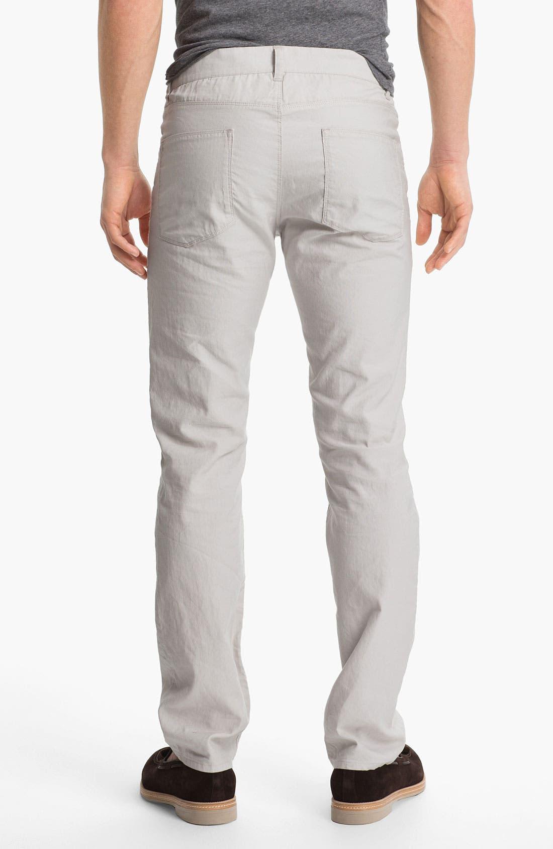 Alternate Image 2  - Theory 'Haydin Tusket' Five Pocket Pants