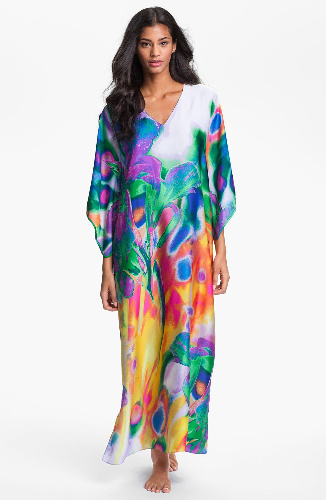 Alternate Image 1 Selected - Natori 'Sagala' Caftan