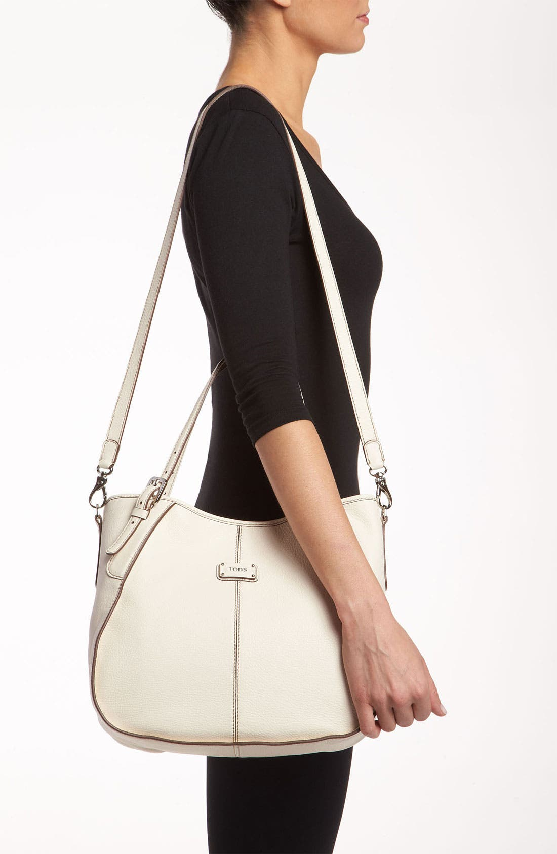 Alternate Image 2  - Tod's 'New G - Small' Leather Shoulder Bag