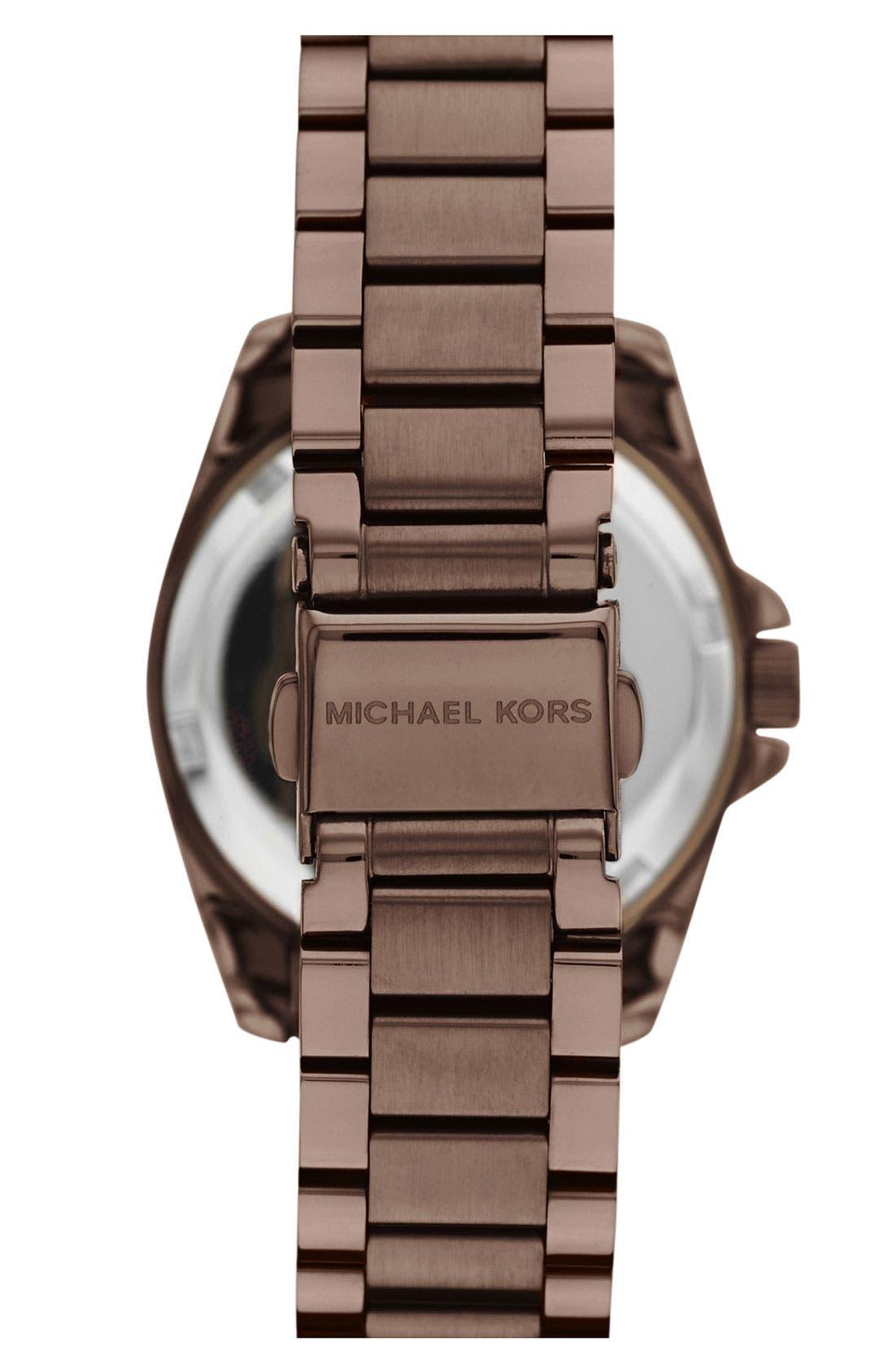 Alternate Image 3  - Michael Kors 'Blair' Multifunction Watch