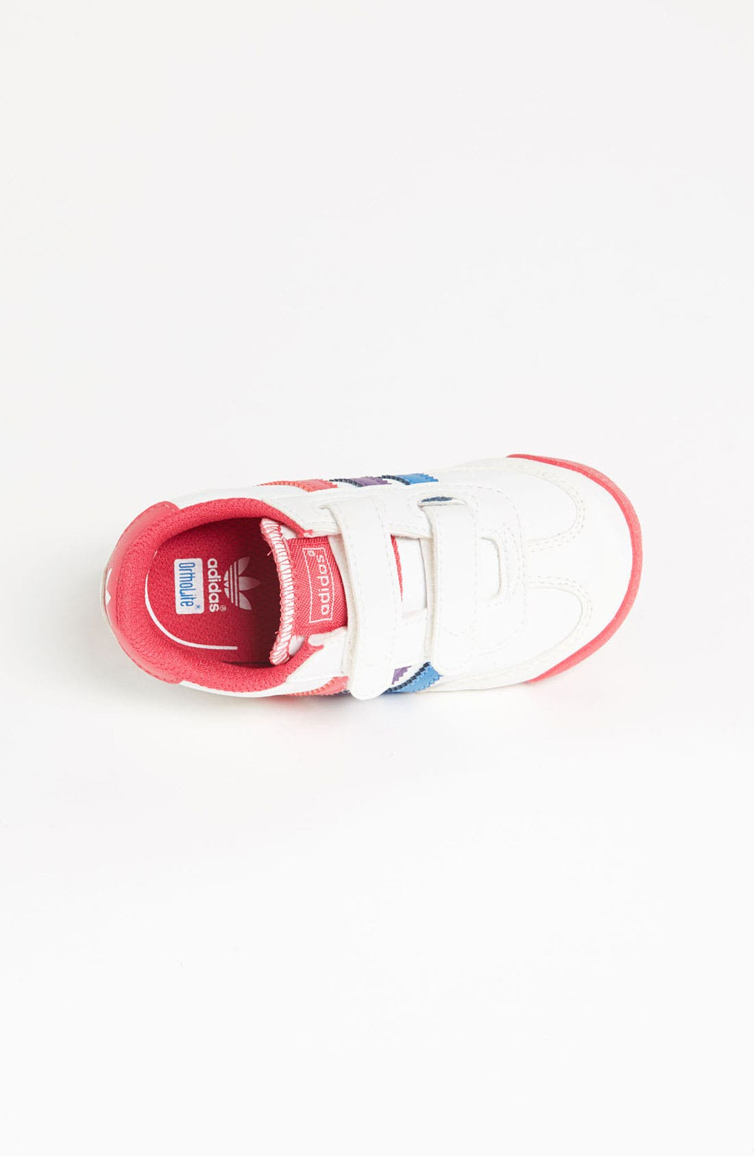 Alternate Image 3  - adidas 'Dragon' Sneaker (Baby, Walker & Toddler)