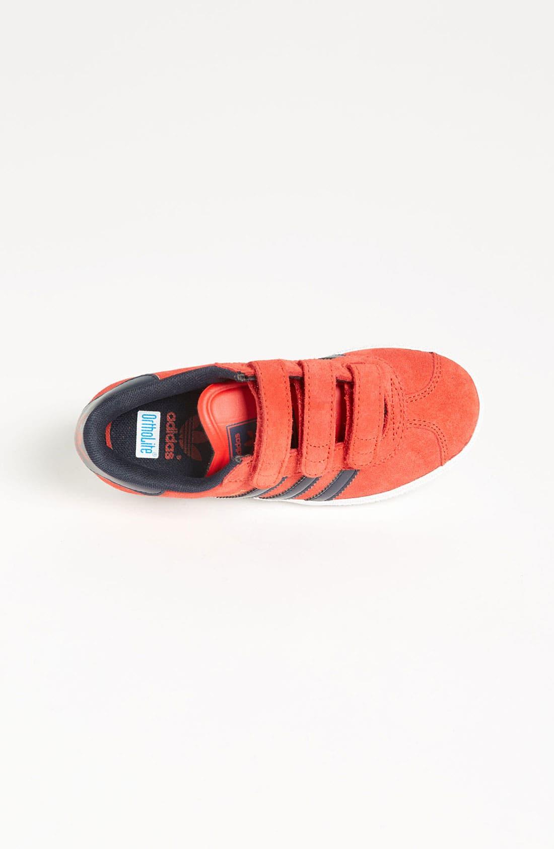 Alternate Image 3  - adidas 'Gazelle' Sneaker (Toddler & Little Kid)