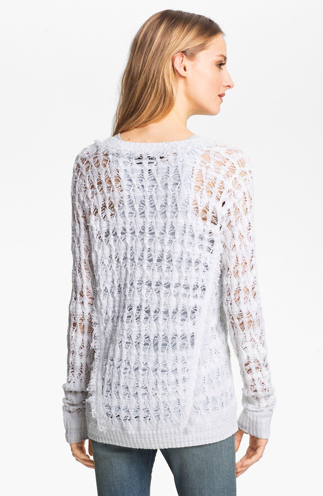 Alternate Image 3  - rag & bone 'Vicky' Pullover
