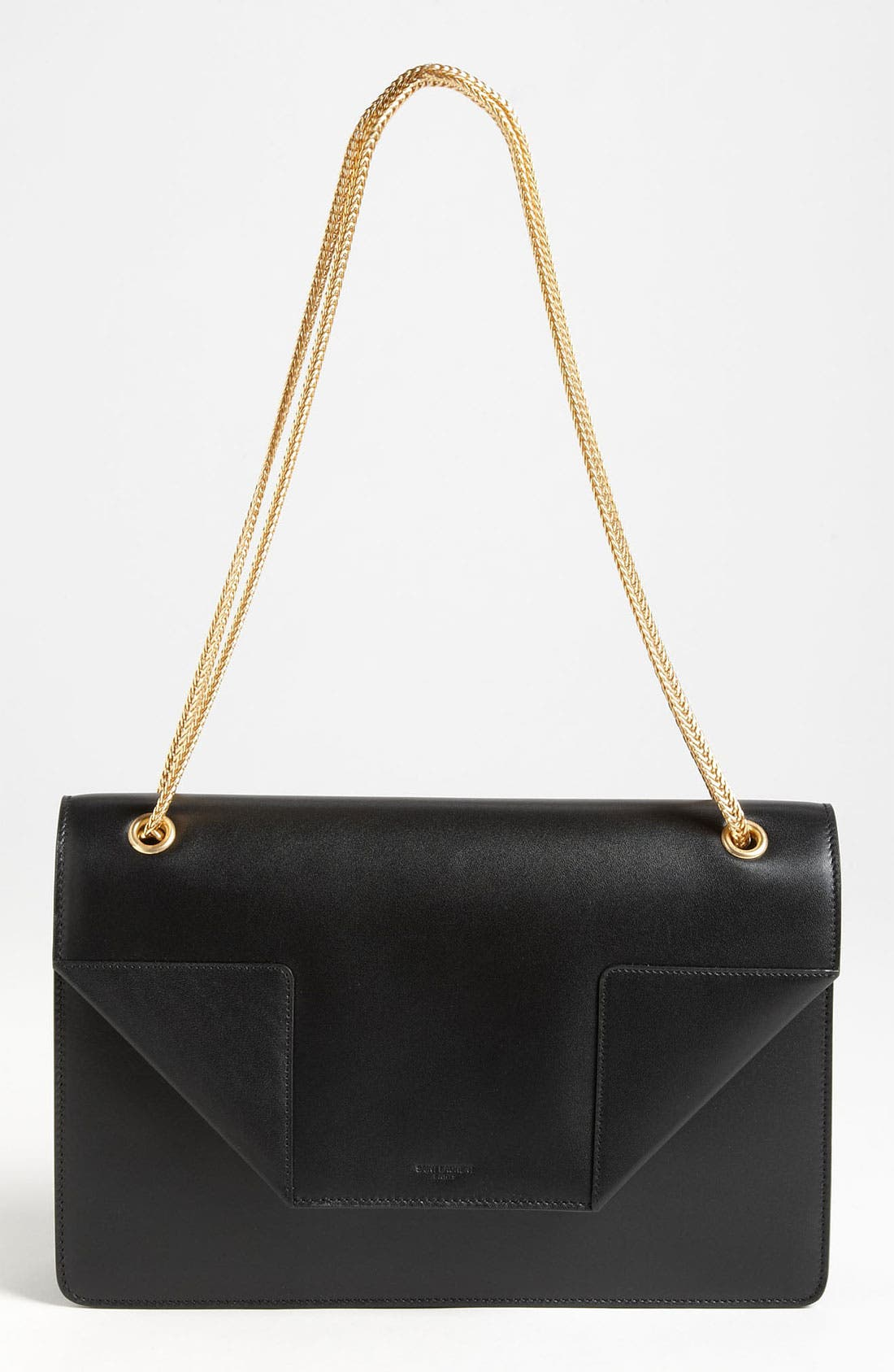 Main Image - Saint Laurent 'Betty - Medium' Leather Shoulder Bag