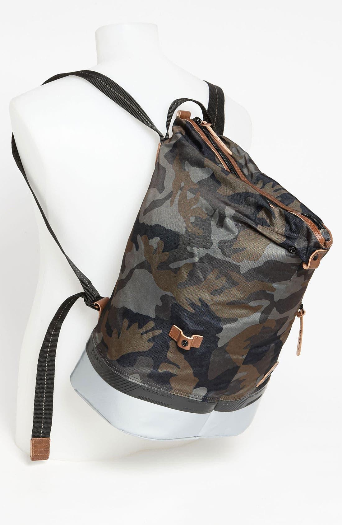 Alternate Image 4  - DIESEL® 'Rubber Hub' Backpack