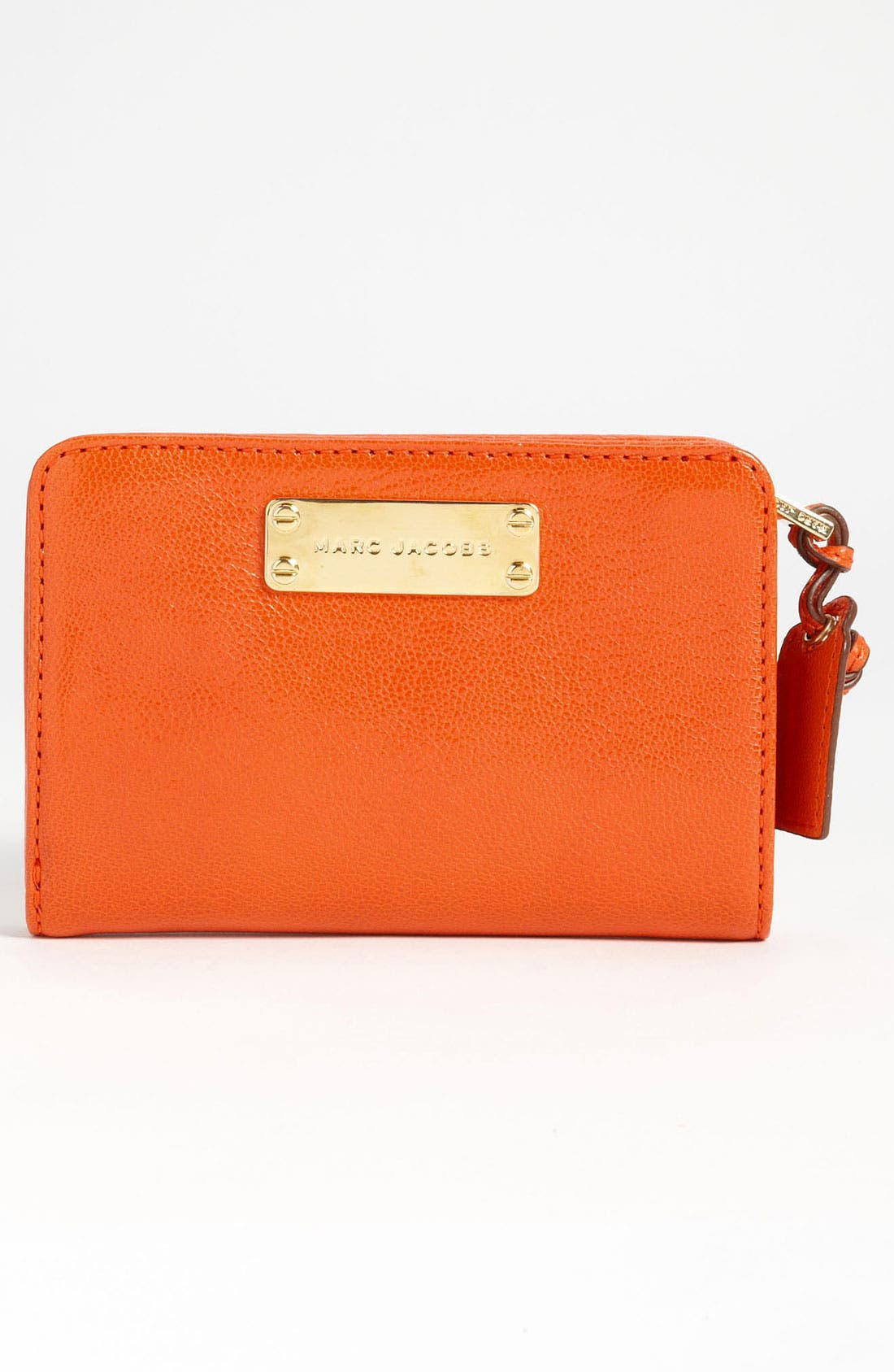 Alternate Image 1 Selected - MARC JACOBS 'Wellington' Leather French Wallet