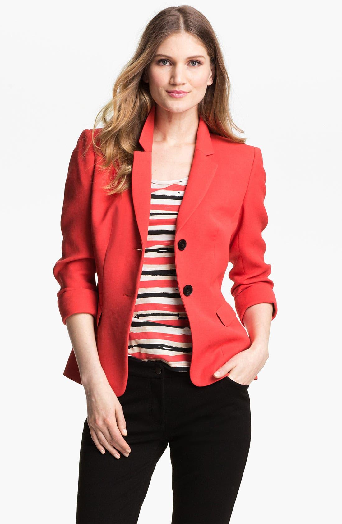 Main Image - Lafayette 148 New York 'Willa - Nouveau' Jacket