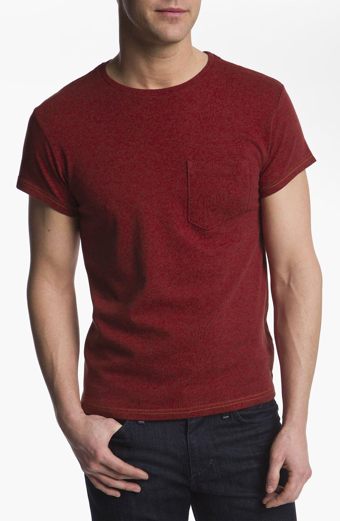 Alternate Image 1 Selected - Pendleton Heathered T-Shirt