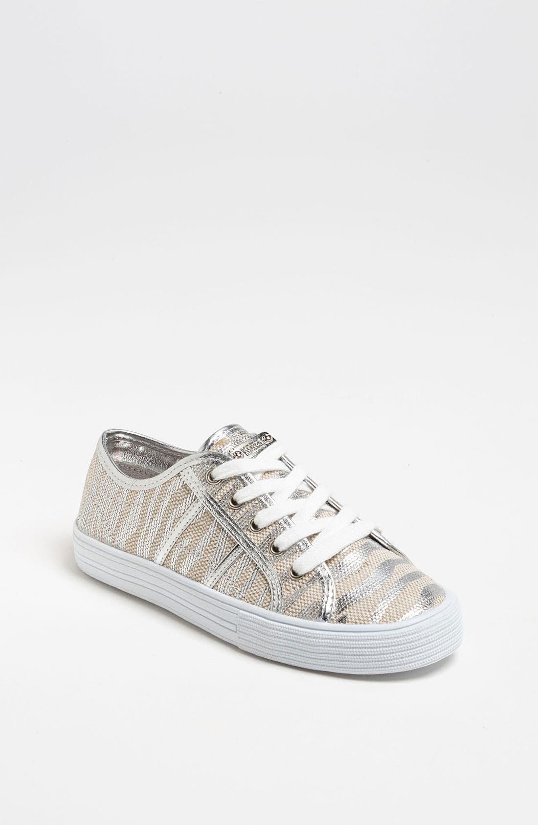 Alternate Image 1 Selected - KORS Michael Kors 'Snapdragon' Sneaker (Toddler, Little Kid & Big Kid)